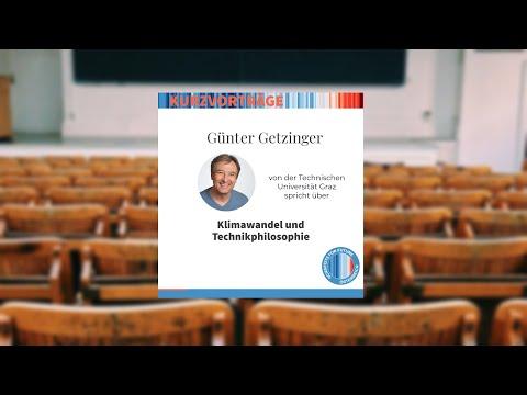 Günther Getzinger | Kurzvideo-Reihe: Der Klimawandel in meinem Fachgebiet